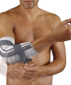 Push-med-elleboogbrace