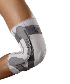 Push med kniebrace gebogen knie