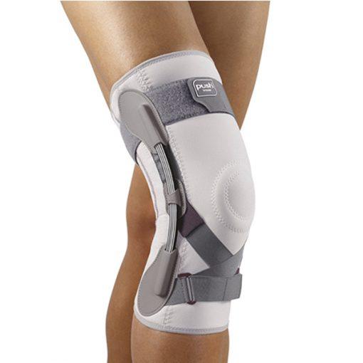 Push med kniebrace gestrekte knie
