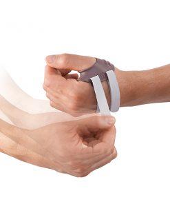 Push ortho duimbrace CMC om doen