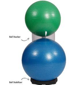 Ball stacker