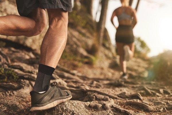 Enkelbrace-tijdens-hardlopen