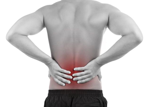 Artrose in de rug