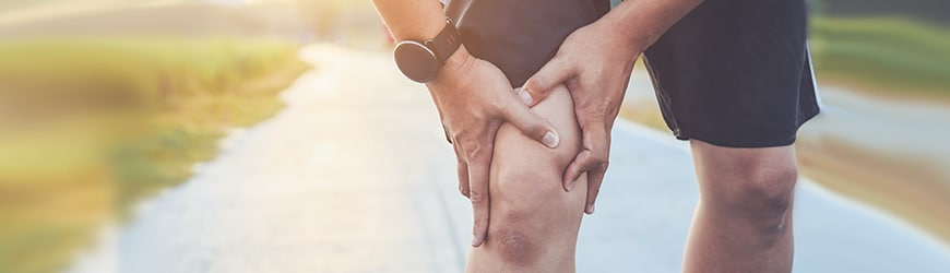 Kruisband blessure